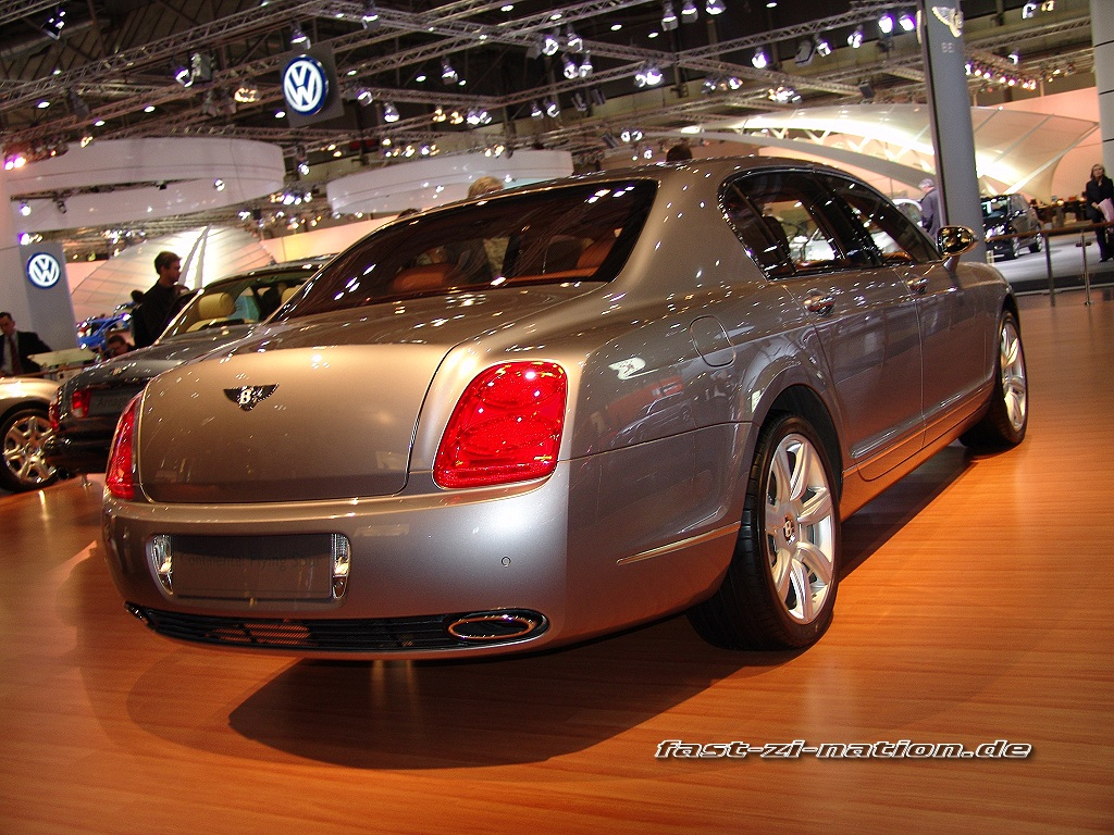 AMI 2005 wallpaper: Bentley Continental Flying Spur