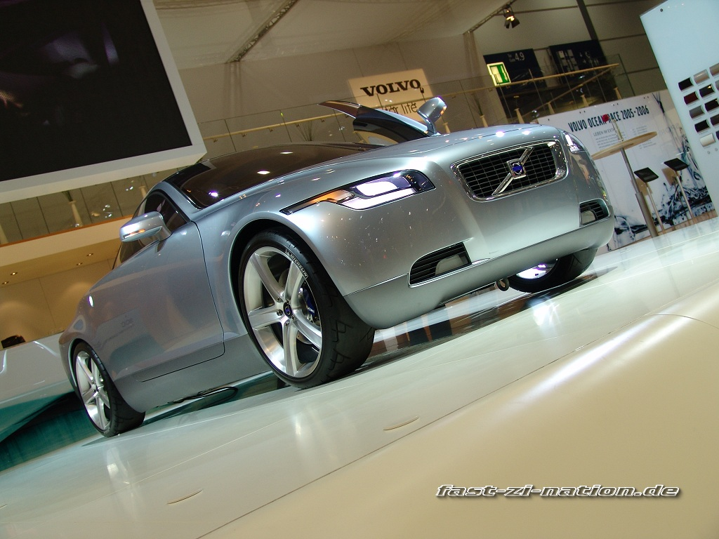 AMI 2005 wallpaper: Volvo Concept Car 3CC