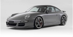 Porsche 997 Carrera by Rinspeed - right-front view