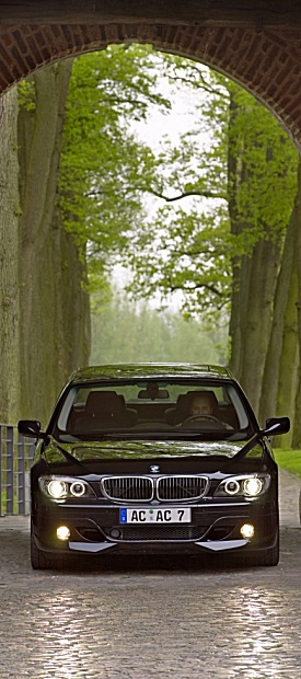 BMW 7-series by AC Schnitzer - front view