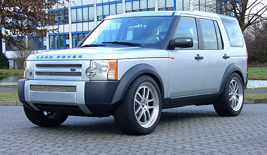 Land Rover Discovery by Arden - front-left view