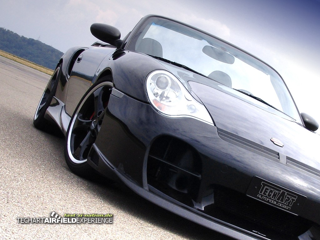 TechArt Airfield Experience desktop wallpaper: TechArt GT Street wallpaper 1