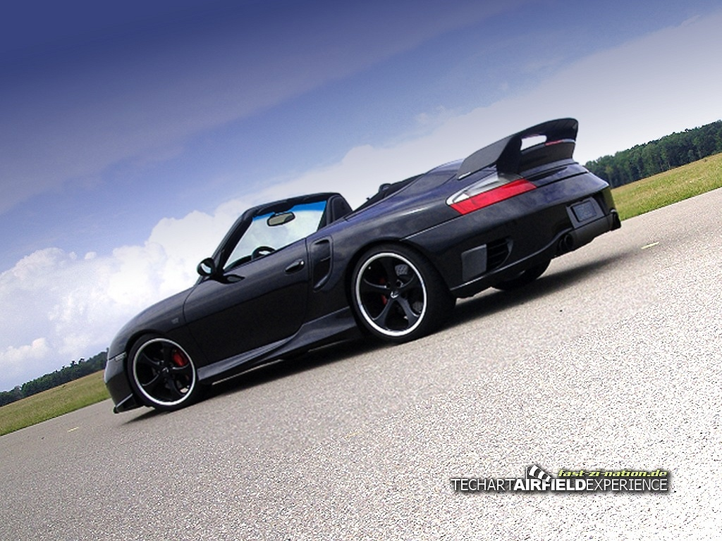 TechArt Airfield Experience desktop wallpaper: TechArt GT Street wallpaper 6