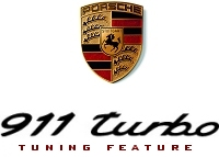 Porsche Logo - 911 TURBO TUNING FEATURE