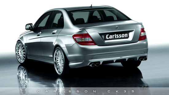 Carlsson CK35 based on the new Mercedes-Benz C-class
