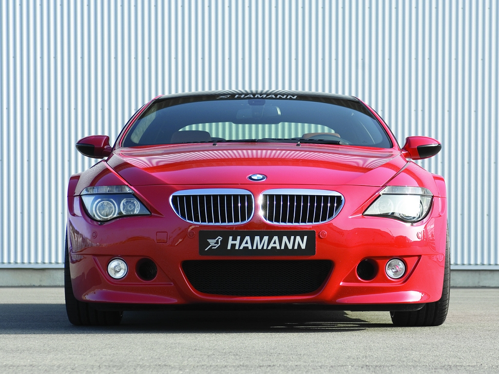 BMW M6 wide body conversion from Hamann Motorsport