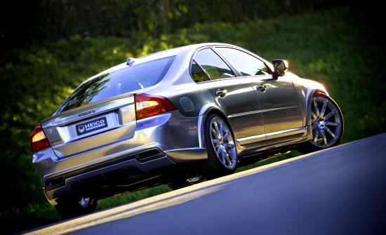 Heico Sportiv Volvo S80 T6 High Performance Concept