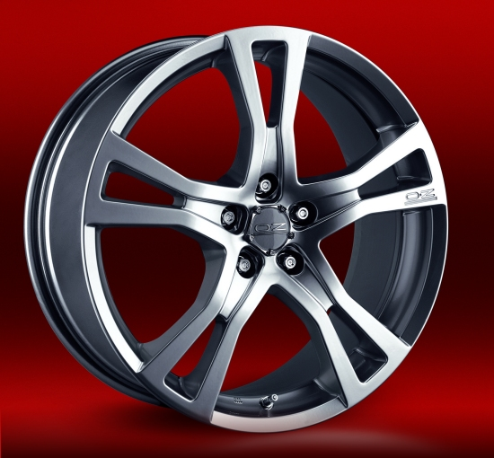 OZ Palladio ST in 20 inch for for the use on SUVs