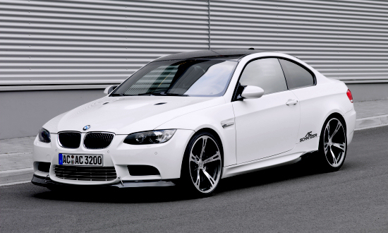 BMW M3 Coupe by AC Schnitzer
