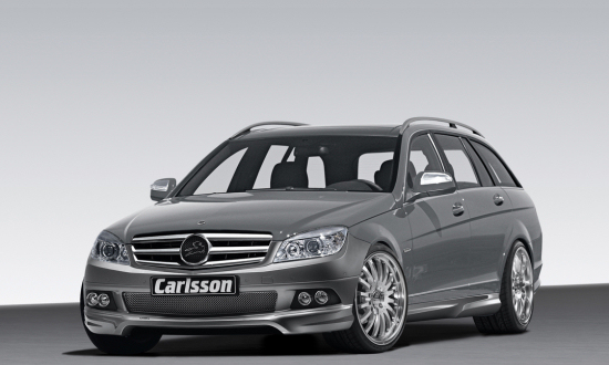 Mercedes C-class Station Wagon by Carlsson