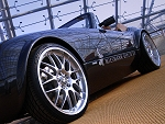 Wiesmann Roadster: Twenty inch rims - Click here to see more