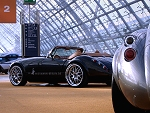 Wiesmann Roadster: Behind the coupe - Click here to see more