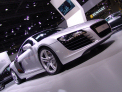 Audi R8 - front-right view 1 - click for wallpaper