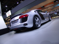 Audi R8 - rear-right view - click for wallpaper