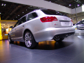 Audi S6 Avant - right-rear view - click for wallpaper