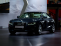 Audi A5 - front-left view - click for wallpaper