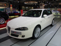 Alfa Romeo 147 - front-left view - click for wallpaper
