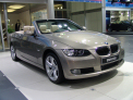 BMW 3-series Convertible - front-right view - click for wallpaper