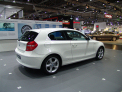 BMW 1-series - right-rear view - click for wallpaper
