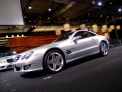 Mercedes Benz SL - right_front view 2 - click for wallpaper