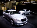 Mercedes Benz S-class - front-right view - click for wallpaper