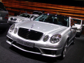 Mercedes Benz E 63 AMG - front view - click for wallpaper