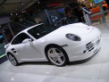 Porsche 911 (997) Turbo - right-front view - view - click for wallpaper
