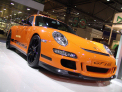 Porsche 911 (997) GT3 RS - front-right view 2 - click for wallpaper