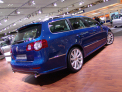 Volkswagen Passat Variant R36 - left-rear view - click for wallpaper