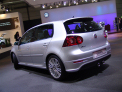 Volkswagen Golf R32 - right-rear view - click for wallpaper