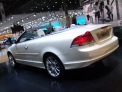Volvo C70 Convertible - right-rear view - click for wallpaper