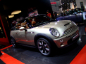 Mini Cooper S Convertible - right-front view - click for wallpaper