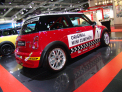 Mini Challenge race car - right-rear view - click for wallpaper