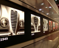 Alfa Romeo timeline wall - Click for wallpaper