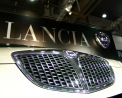 Lancia - front grille detail - Click for wallpaper
