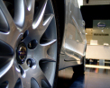 Volvo - wheel detail - Click for wallpaper