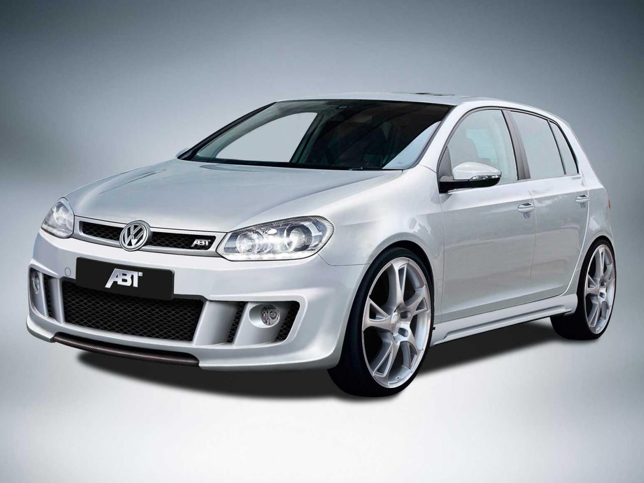 New VW Golf by Abt Sportsline