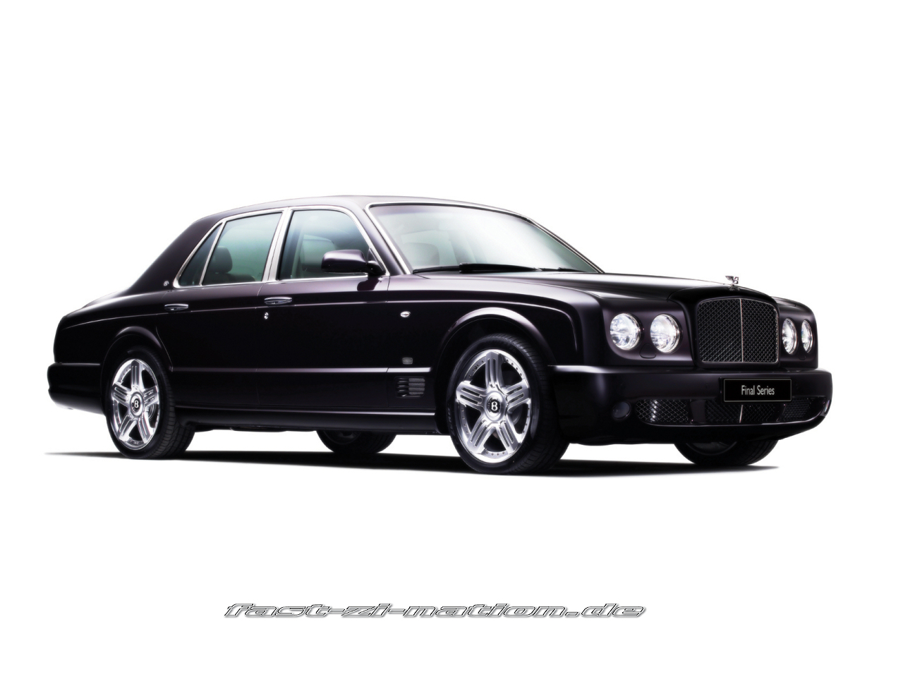 wBentley Arnage Final Series