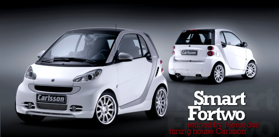 Smart Fortows by Carlsson