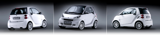 Fortwo by Carlsson in three perspectives