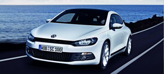All-new VW Scirocco