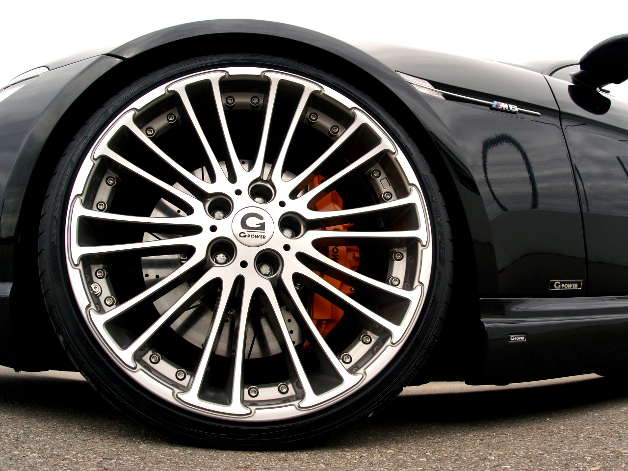 G-Power Wheel