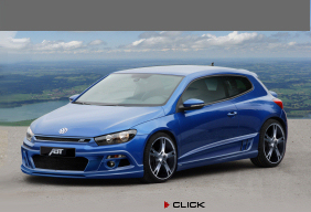Scirocco by Abt Sportsline - front side view - click here