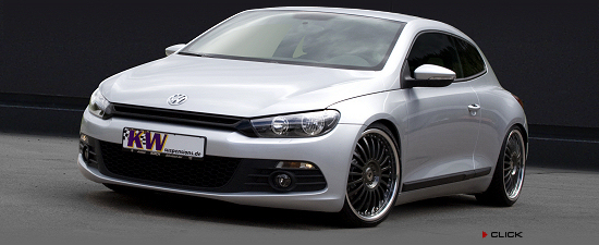 All-new Scirocco from KW -click here