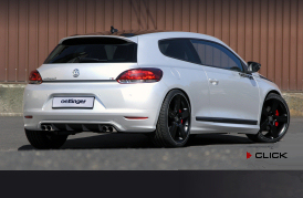 Scirocco by Oettinger - rear side view - click here