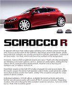 Scirocco R - click here to view more