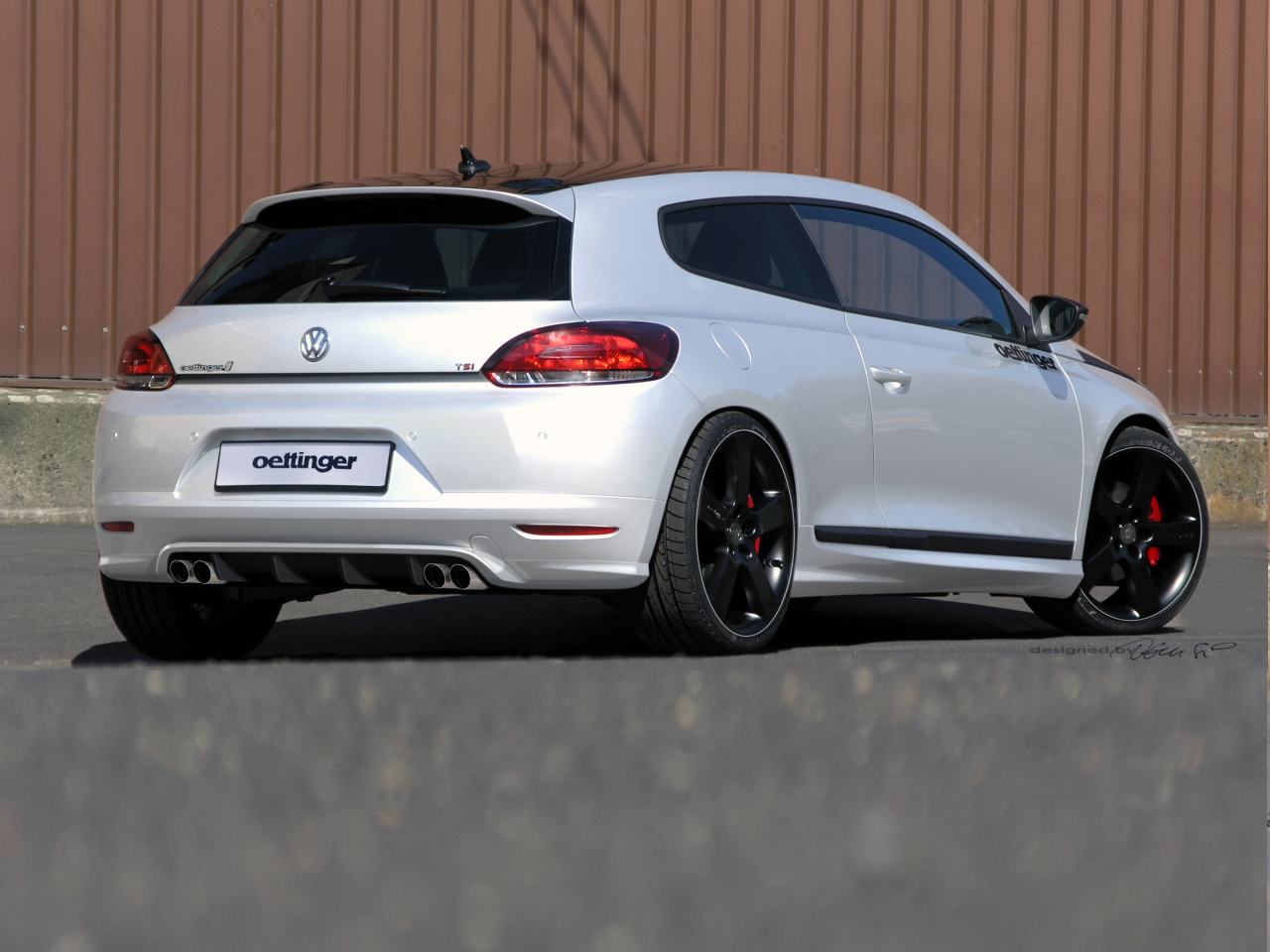 Scirocco by Oettinger