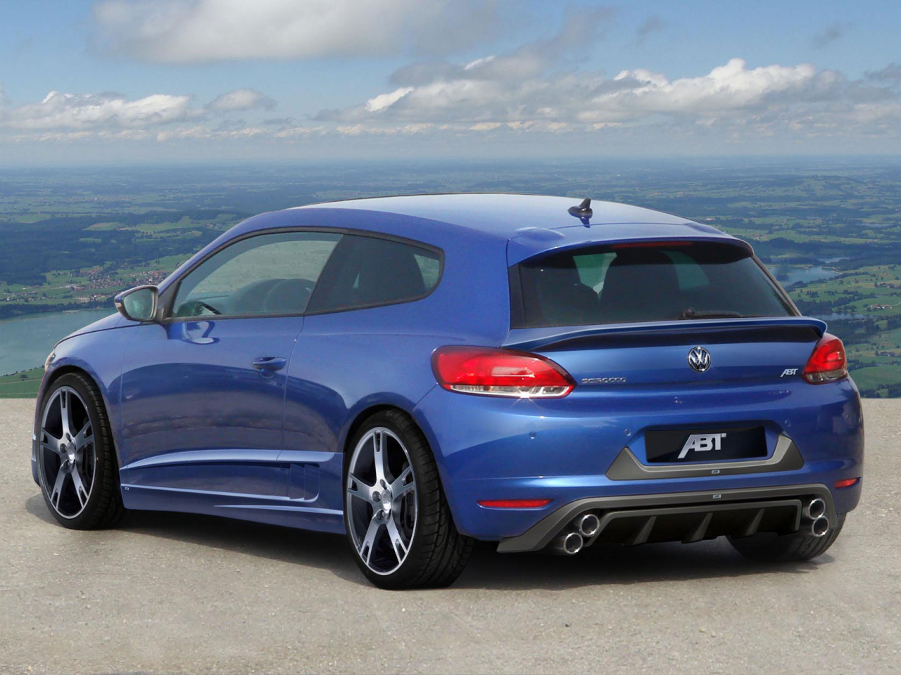 Scirocco by Abt Sportsline