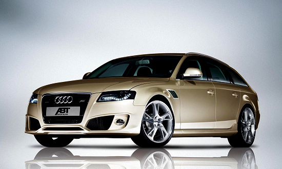 Abt AS4 Avant basing on the Audi A4