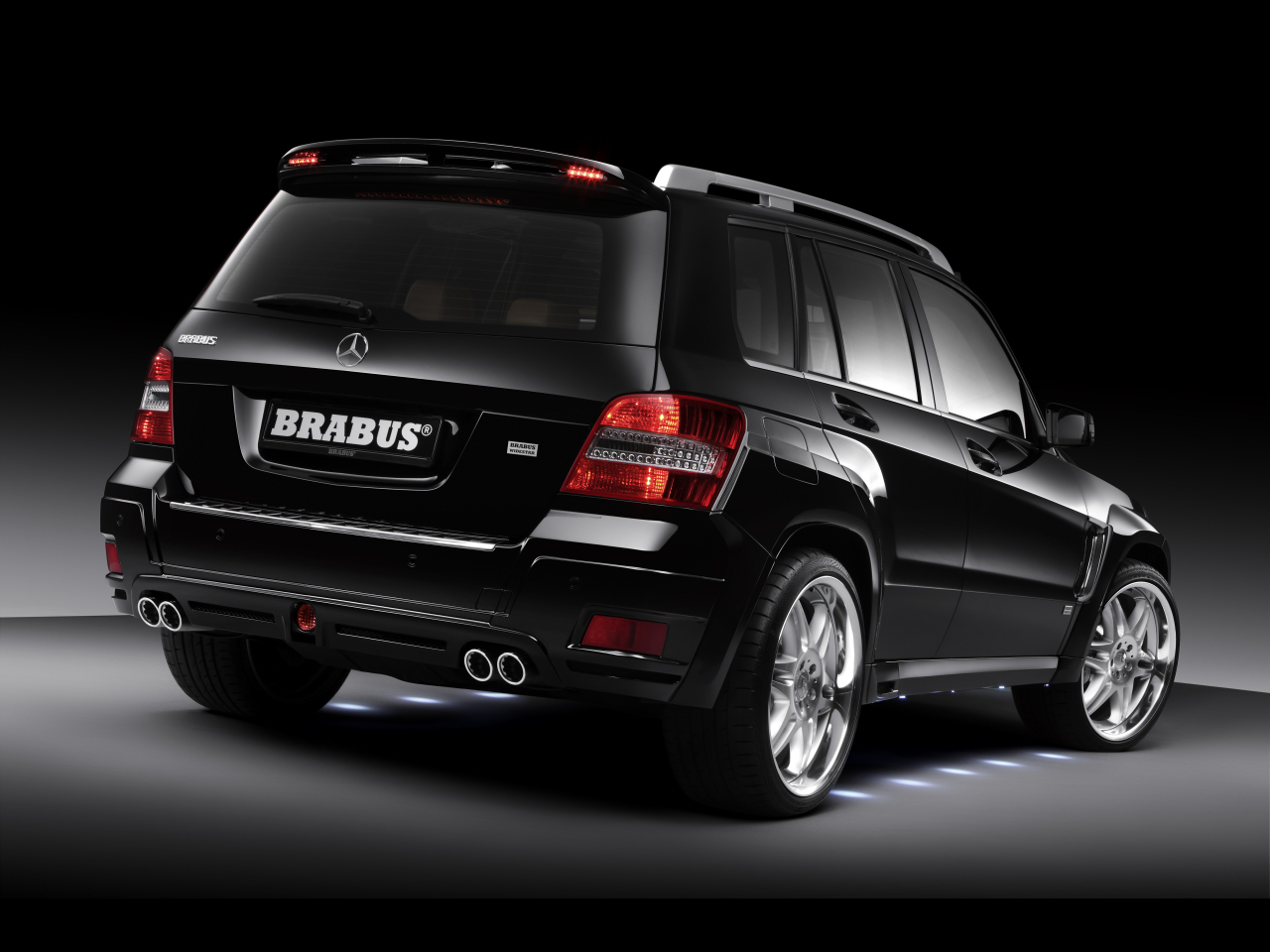 Mercedes GLK Wide Star by Brabus